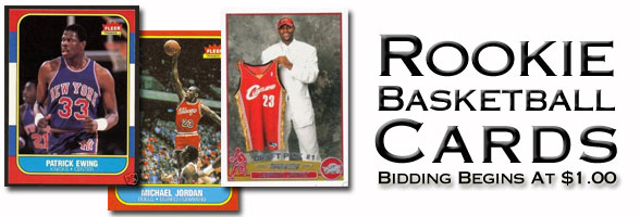Rookie Basketball Cards