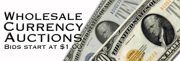 Wholesale Currency Auctions
