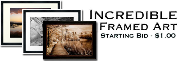 Wholesale Framed Art